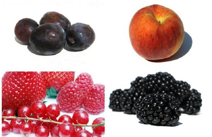 Goede Overzicht seizoensgroenten en fruit zomer - Mind Your Feed BM-79