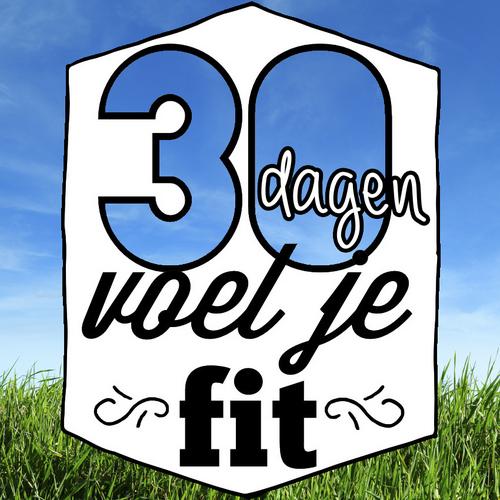 #30voeljefit challenge