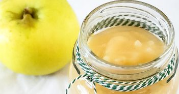 zelf appelmoes maken zonder suiker, recept appelmoes, gezonde appelmoes
