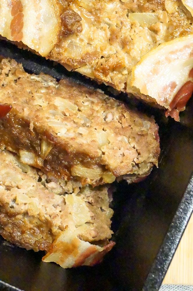 Indonesisch gehaktbrood, Indisch gehaktbrood, gehaktbrood recept, Oma's gehaktbrood