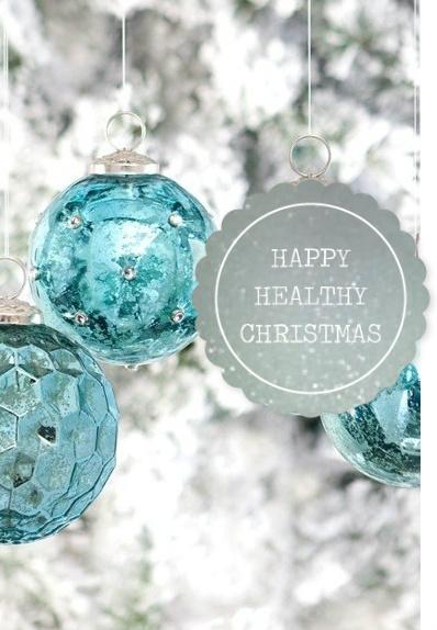 Happy Healthy Christmas