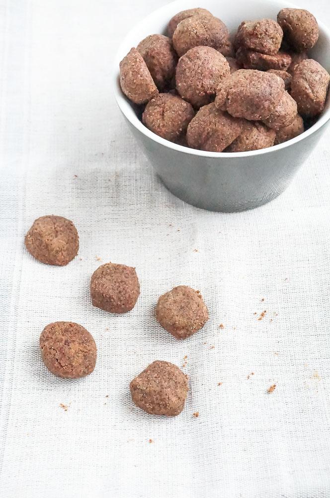 glutenvrije kruidnootjes, makkelijk recept om zelf glutenvrije kruidnoten te maken