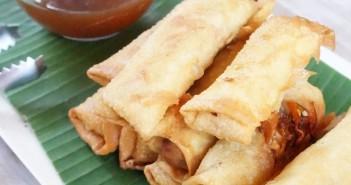 Balinese loempia, recept zelf verse loempia maken
