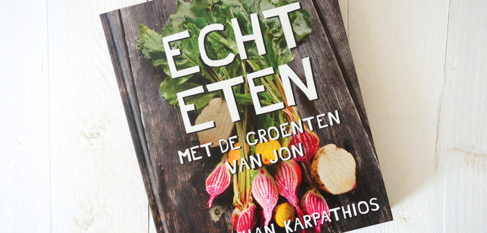 Echt Eten van Jonathan Karpathios