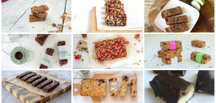 gezonde snackrepen cover