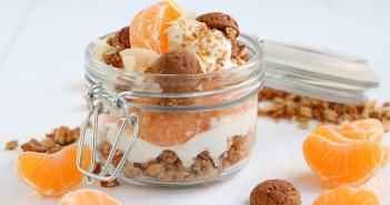 ontbijt trifle met speculaas