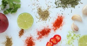 kruidenmix voor Mexicaanse burrito's