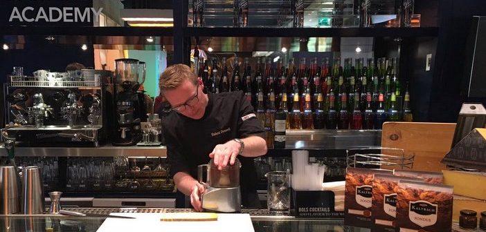 cocktails en Zwitserse kaas