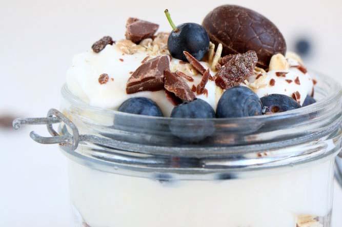 paasontbijt recepten, ontbijt, tiramisu, paaseitjes