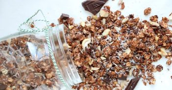 havermout granola