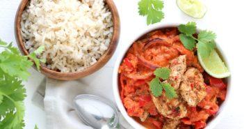indiase kip tikka masala, recept voor Indiase curry zonder pakjes en zakjes, wereldgerechten, zelf curry maken, makkelijk recept