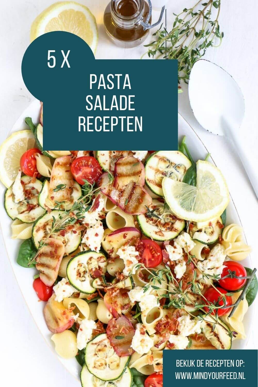 pasta salade recepten