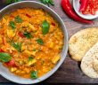 Thaise curry recepten, makkelijk recept, milde curry, zonder pakjes en zakjes