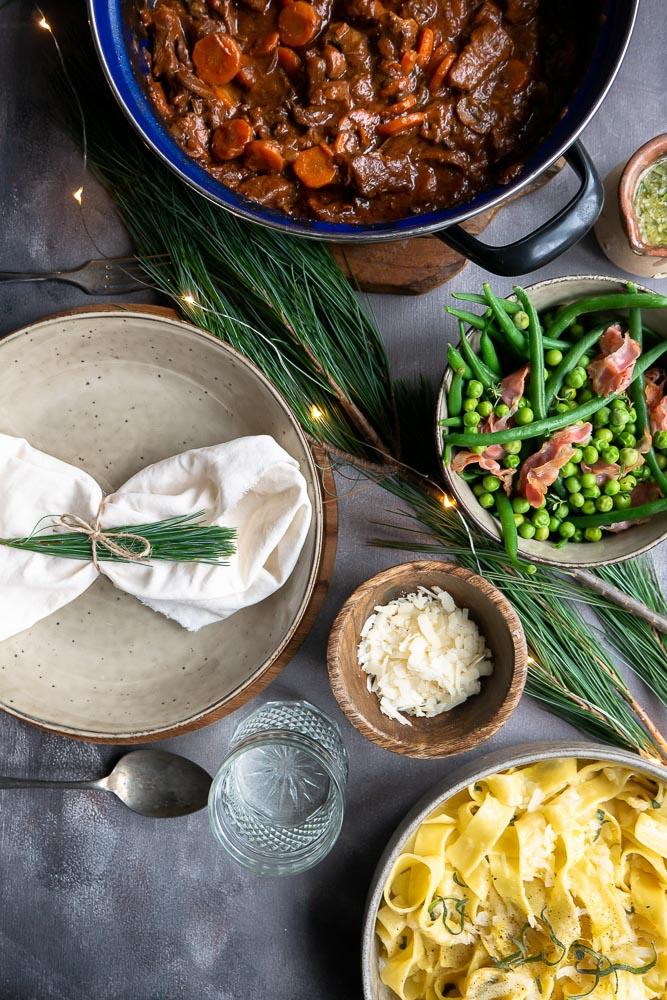 Italiaans kerstmenu, inspiratie en recepten voor Italiaans 5 gangen diner