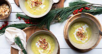 courgette pastinaak soep