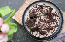 oreo chocolade cheesecake