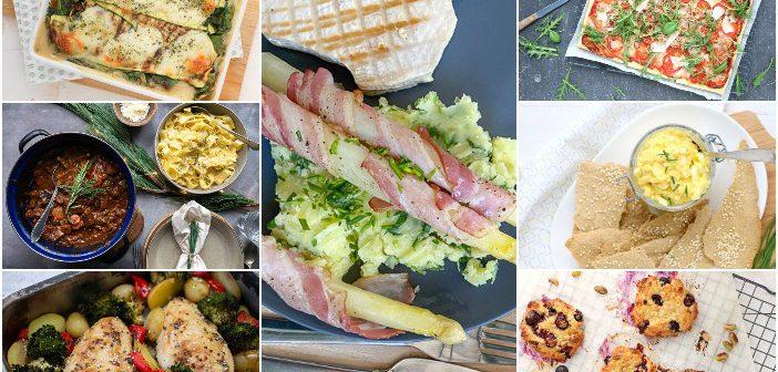 weekmenu makkelijke maaltijden recepten