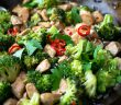 roerbak kip broccoli