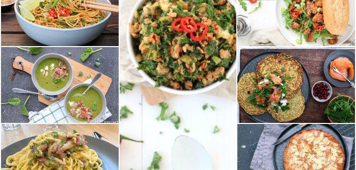 weekmenu makkelijke maaltijden lekker en simpel recepten wat eten we vandaag