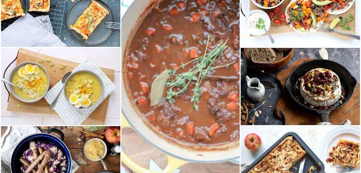 weekmenu makkelijke maaltijden gezonde recepten, weekmenu lekker en simpel, weekmenu gezond