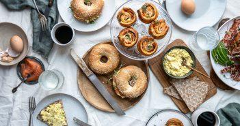 Pasen recepten, Paasbrunch, Paasontbijt, Paaslunch, inspiratie, makkelijke gerechten, wat eten we met Pasen