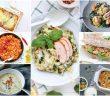 Makkelijke maaltijden. Snelle en gezonde recepten. In mijn weekmenu zet ik een weekplanning met gerechten voor je klaar.