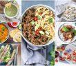 Weekmenu makkelijke maaltijden, gezonde recepten, eetplanning