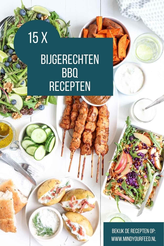 bbq bijgerechten recepten